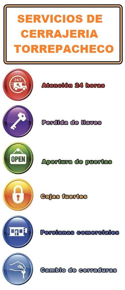 servicios de cerrajeria en torrepacheco